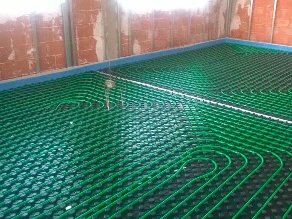 Instalaci n mantenimiento y optimizaci n geinor - Suelo radiante frio ...