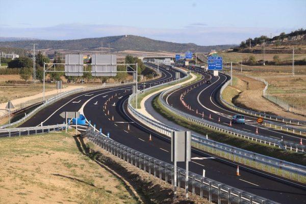 Calefacción por geotermia en el Control de Carreteras de Álava