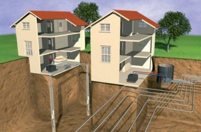En Suiza, el 15% de sistemas de calefacción utilizan la geotérmia.