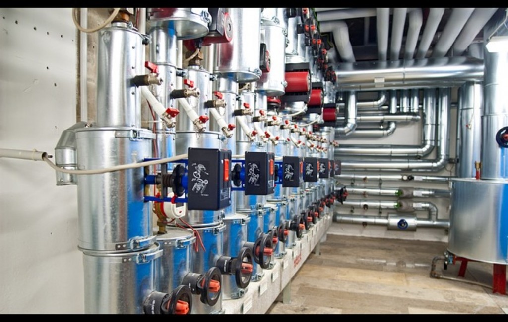 calefacción sostenible