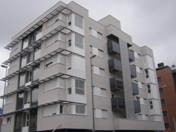 26 viviendas de protección oficial en Durango (Bizkaia)