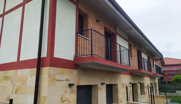 Instalación de calefacción por geotermia en viviendas en Amurrio